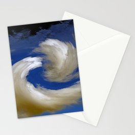 """Restless Love Clouds"" Stationery Cards"