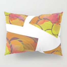 SquaLiptical Pillow Sham