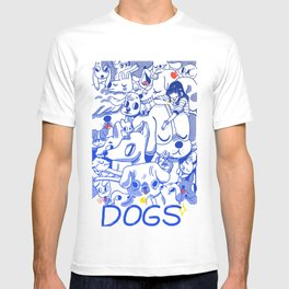 Dogs✧ T-shirt