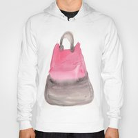 tote bag Hoodies featuring Tote 3 by ©valourine