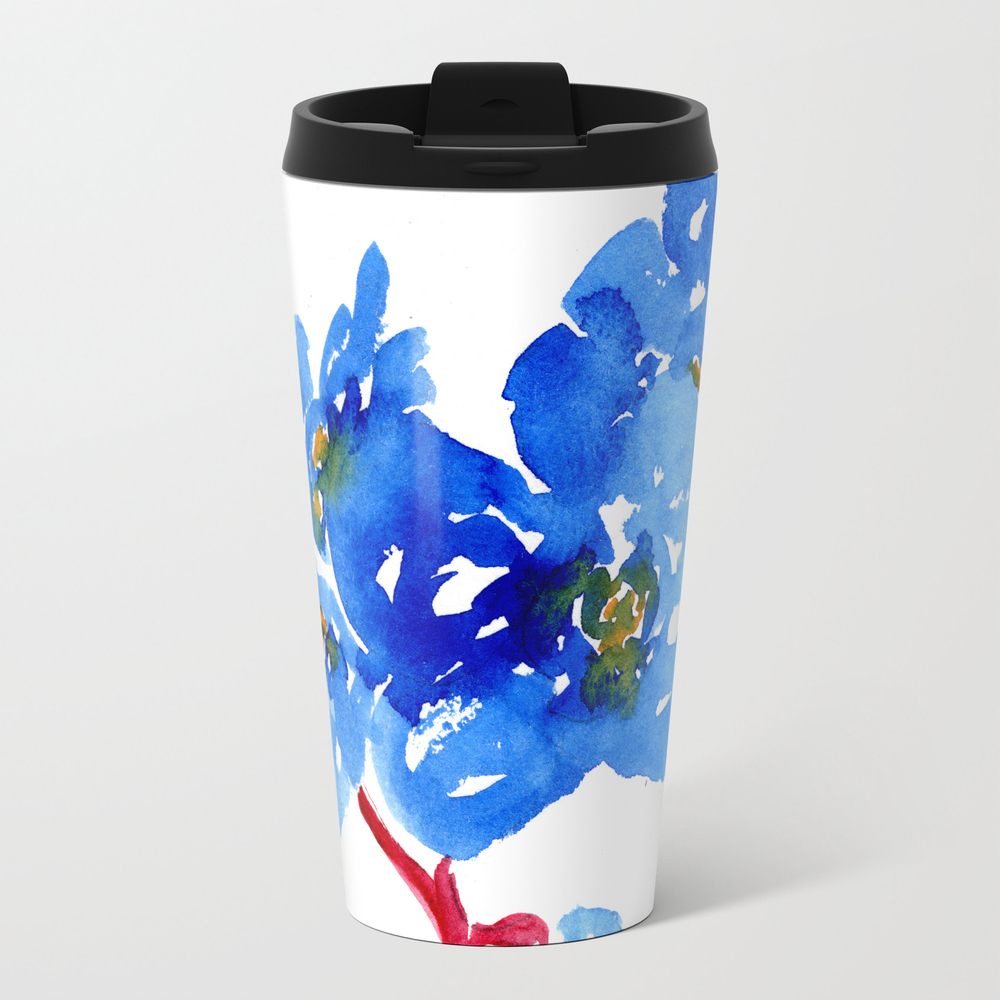 Flower Viii Travel Mug TRM8732574