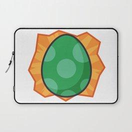 Tamagotchi Egg (Green) Laptop Sleeve