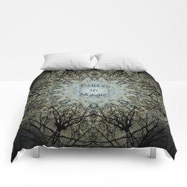 Believe in Magic Comforters