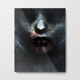 Nosferatu's Bride Metal Print