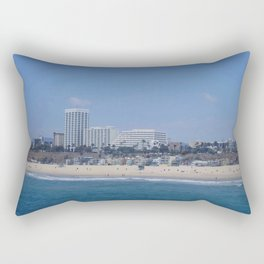 Santa Monica I Rectangular Pillow