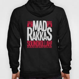 RUN MAD RAKKAS Hoody