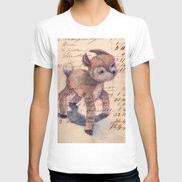 Vintage Chenille Deer T-shirt