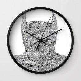 My Hero Wall Clock