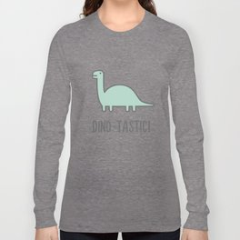 Dino-Tastic Long Sleeve T-shirt