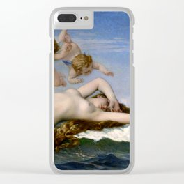"Alexandre Cabanel ""The Birth of Venus"" (1863) Clear iPhone Case"