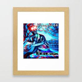 Redesign Framed Art Print