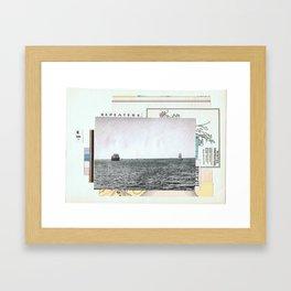 Echo • Framed Art Print