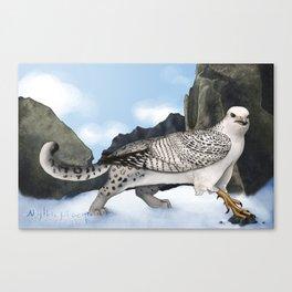 Fannar Canvas Print