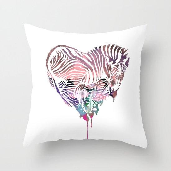 Z. Love Throw Pillow