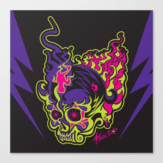 Skull 1.0 Canvas Print