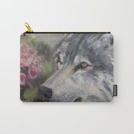 The Grey Wolf Carry-All Pouch