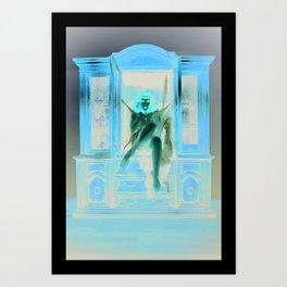 Cupboard Art Print