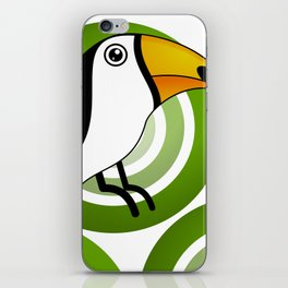 Toucan iPhone Skin