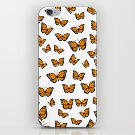 Papillons iPhone Skin
