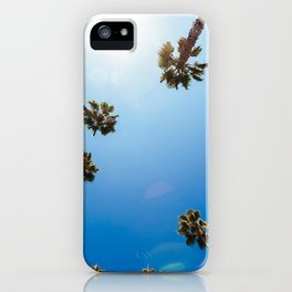 Palm Trees in Los Angeles iPhone Case