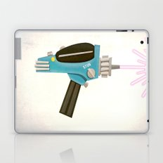Set phasers to stun! Laptop & iPad Skin
