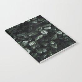 Lush Leaf Life Notebook