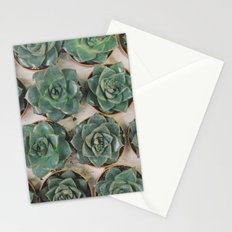 Succulent Collection Stationery Cards