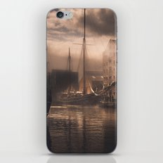Old Ships iPhone & iPod Skin