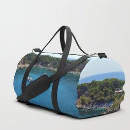 Rhodes Greece Anthony Quinn Bay Duffle Bag