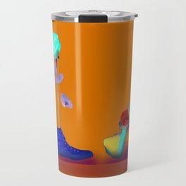 Proposal to May in May - Shoes stories Travel Mug