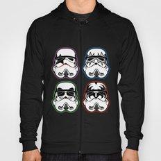 Kiss Troopers Hoody
