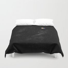 Gravity V2 Duvet Cover