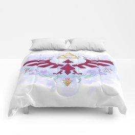 Hylian Sigil Comforters