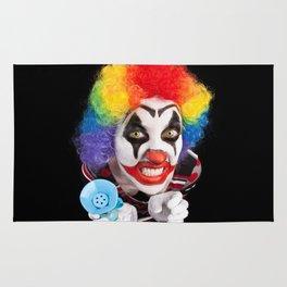 Crazy Clown Rug