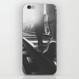 Train Tracks iPhone Skin