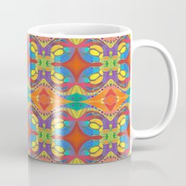 Cellular Light Coffee Mug