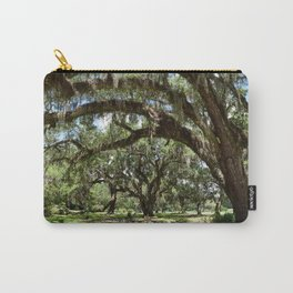 Under the Oak Trees Carry-All Pouch