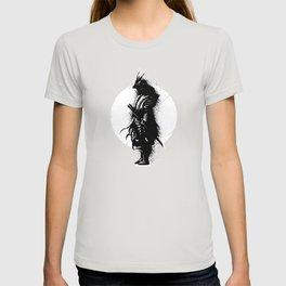 Warrior Shirt Japanese T-shirt