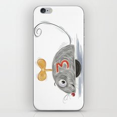 Wheel Mouse iPhone & iPod Skin