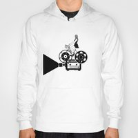 cinema Hoodies featuring Cinema Paradiso by Henn Kim