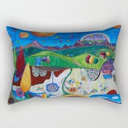 Multiverse Rectangular Pillow