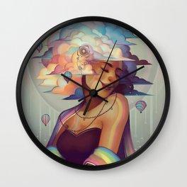 Arc en Celia Wall Clock