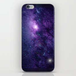 The Milky Way. iPhone Skin
