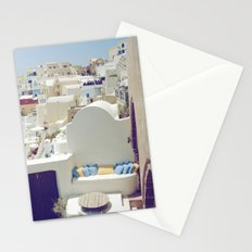 Santorini Lounge Stationery Cards