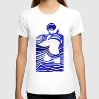 celestial T-shirts featuring Celestial II by Stevyn Llewellyn