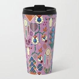 Bohemian&Tribal Travel Mug