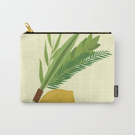 Wish You a Very Joyful Sukkot Carry-All Pouch