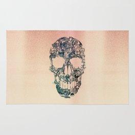 Skull Vintage Rug