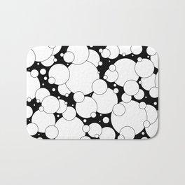 Black and White Pop 2 Bath Mat