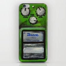 Ibanez TS-9 Tube Screamer Guitar Pedal acrylics on 5